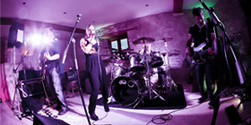 Corporate events band for hire Hertfordshire